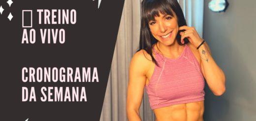 treino para perder peso em 6 minutos carol borba